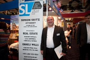 Simon Seitz lawyer Notary and Mediation in Jerusalem